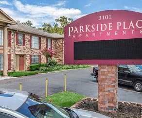Community Signage, Parkside Place