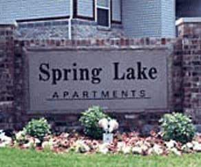 Community Signage, Spring Lake