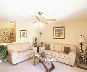 Living Room, Villas Du Soleil