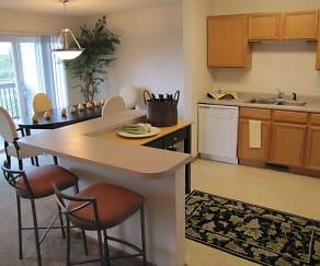 Kitchen, Cedar Villas Townhomes