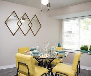 Dining Room, Hidden Oaks