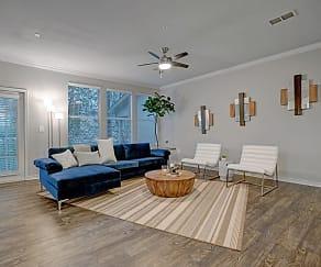 Living Room, 620 Canyon Creek