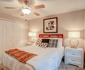 Bedroom, Western Hills