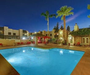 Pool, Cedar Creek Condominium Rentals