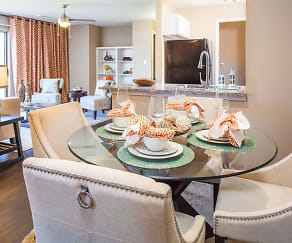 Dining Room, Sardis Place at Matthews by Cortland