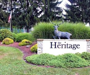 Community Signage, The Heritage At White Pond
