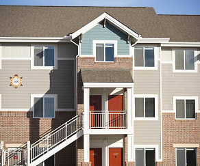 Resident Building, SunSTONE Apartment Homes at Fox Ridge