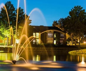 Landscaping, Townlake of Coppell