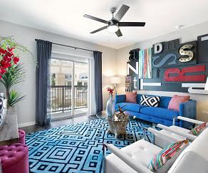 Living Room, The Standard at Leander Station