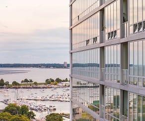 Building, Park Lafayette Towers