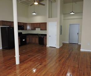 Living Room, The Bindery