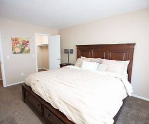 Bedroom, Boulder Creek Apartment Homes