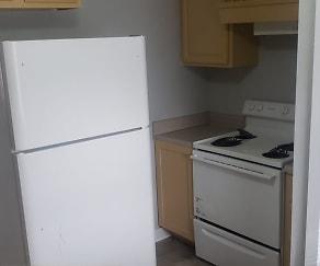 Kitchen, 707 Luttrell Street-Apt  A