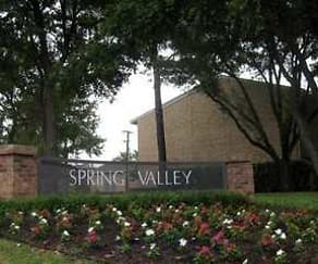 Community Signage, Spring Valley