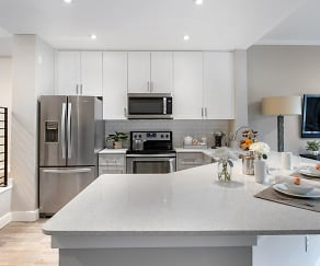 Kitchen, Promenade at Aventura Apartments