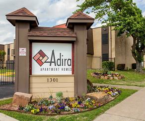 Community Signage, Adira