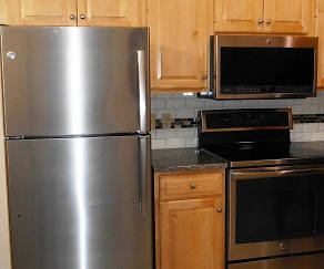 Kitchen, Amberley At Blue Bell