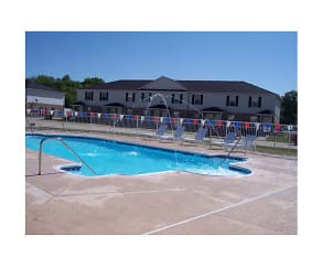 Sparkling Community Pool, River Reach
