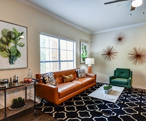 Living Room, Austin City Lights