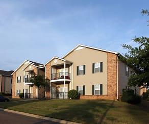 Building, Highland Park Apartments