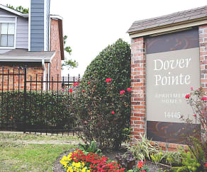 Community Signage, Dover Pointe