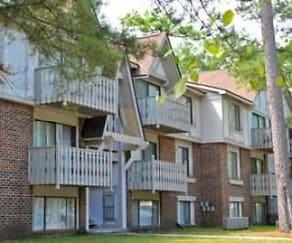 Building, Brook Pines