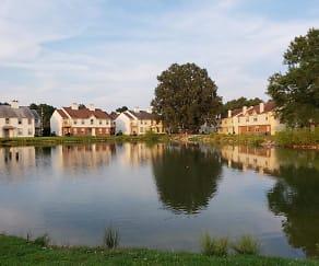 Lake, Lake Princess Anne Apartments