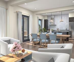 Clubhouse, Loftin at Montcross Senior Apartments