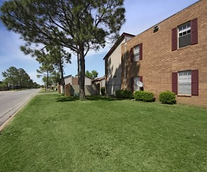Building, Darlington Oaks/Midtown Flats
