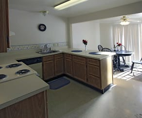 Kitchen, Woodcliff Community