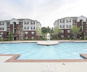 Pool, Shorehaven Apartments