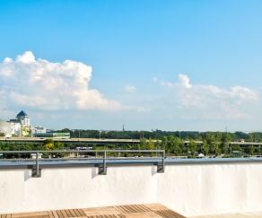View, Solaris Lofts