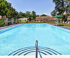 Pool, Glen Hollow