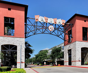 Artisan, Live Oak Elementary School, Austin, TX
