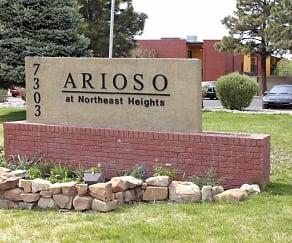 Community Signage, Arioso