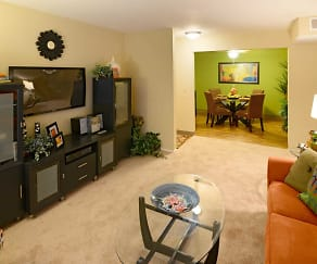 Living Room, Madison Rockwood