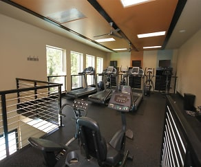 Fitness Weight Room, 1401 West Paces