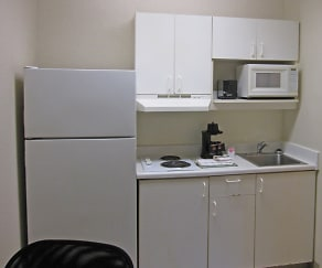Kitchen, Furnished Studio - Durham - University