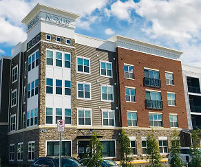 Nexus Luxury Apartments, St Gregory The Great School, Virginia Beach, VA