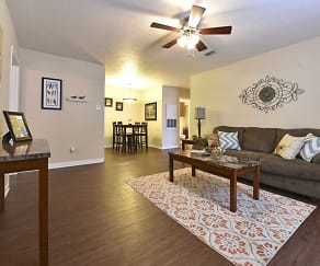Living Room, Brazos Point