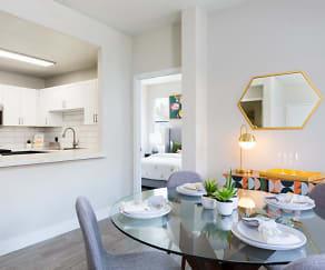 Dining Room, Morada West