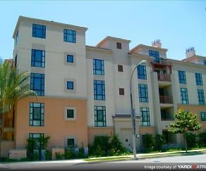 Building, Pasadena Gateway Villas