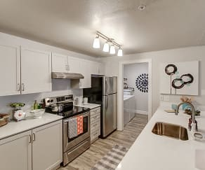 Kitchen, Alaire Apartment Homes