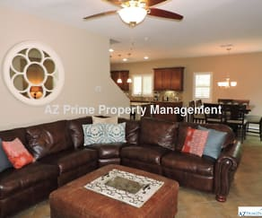 Living Room, 3646 E Zachary Drive