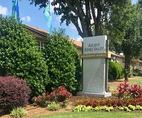 Community Signage, Ascent Jones Valley