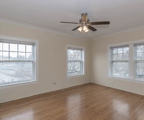 Hamilton - Wood Floors, Ceiling Fan, Hamilton Place