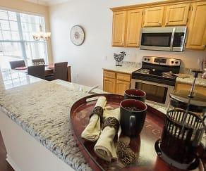 Kitchen, Renaissance Place