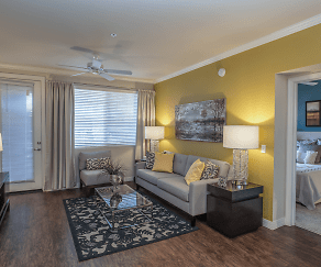 Living Room, One North Scottsdale