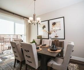 Dining Room, Paxton Calabasas