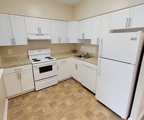 Kitchen, Eldorado Court